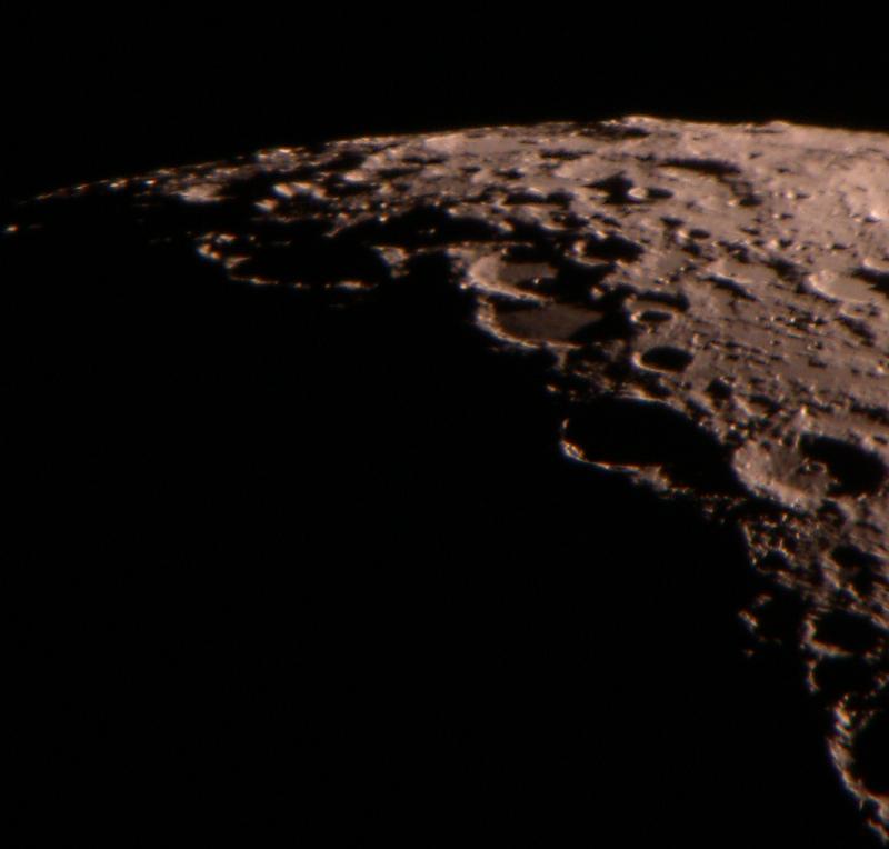 Lunar Closeup