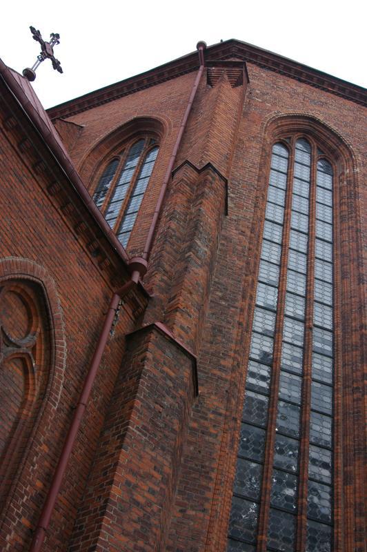 Kaunas Central Cathedral ** Kauno katedra