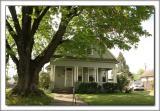 Care's Grandma's childhood home in Medford!