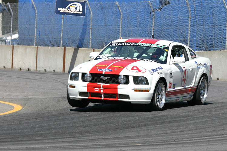 #4 Mustang