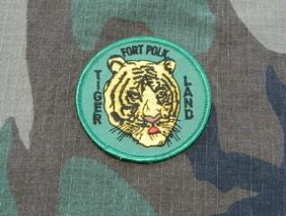 Tiger Land Fort Polk