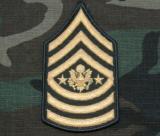 Army Grade/Rank