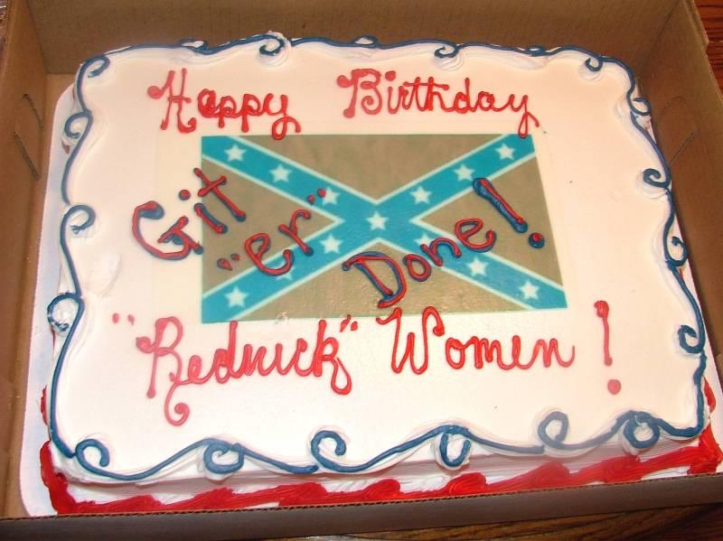 Claires Birthday Cake 2005