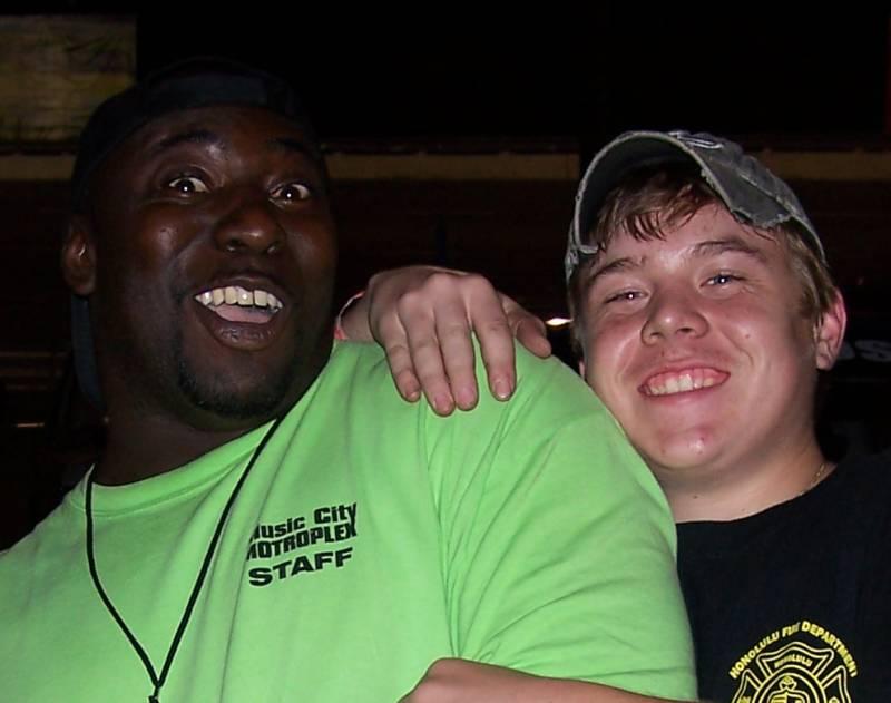Music City Motorplex July 29 2005 Charlies Woods and Joe Joe Formosa