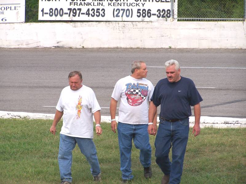 Charlie Adcock, Nicky Formosa, and Steve Cavanah