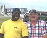 Charlies Woods & Steve Cavanah @ Nashville Super Speedway