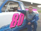 Tony Formosa Jr July 29 2005 Super Truck