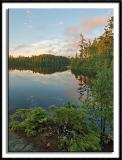 Horseshoe Lake Reflection