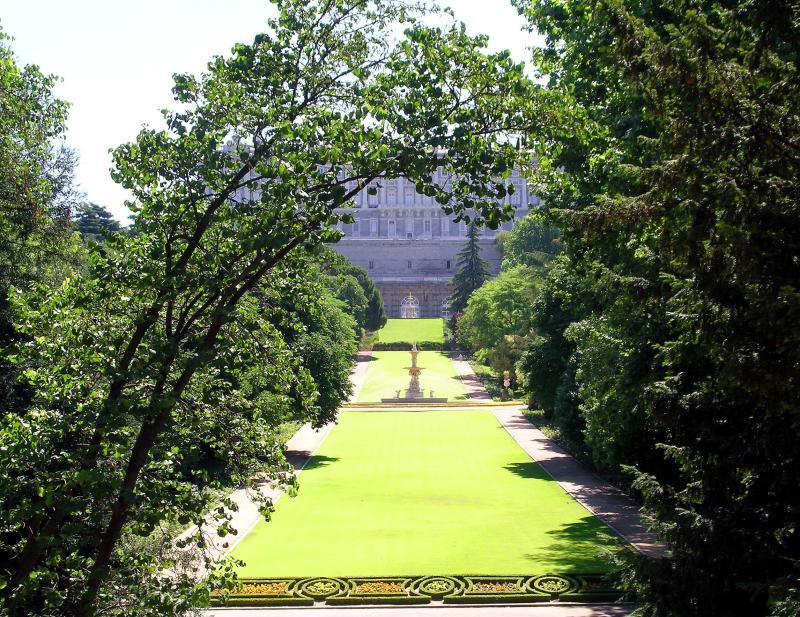 Jardines del Campo del Moro 1