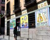 Antigua farmacia la en Calle San Andrés