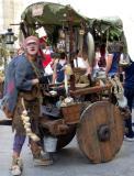 El carro del Buhonero - Matasanus Ambulantis