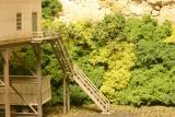 Mine Stairway