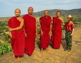 Monk Groupie