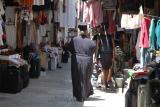 Entering the Souk (Market in the Arab Quarter)