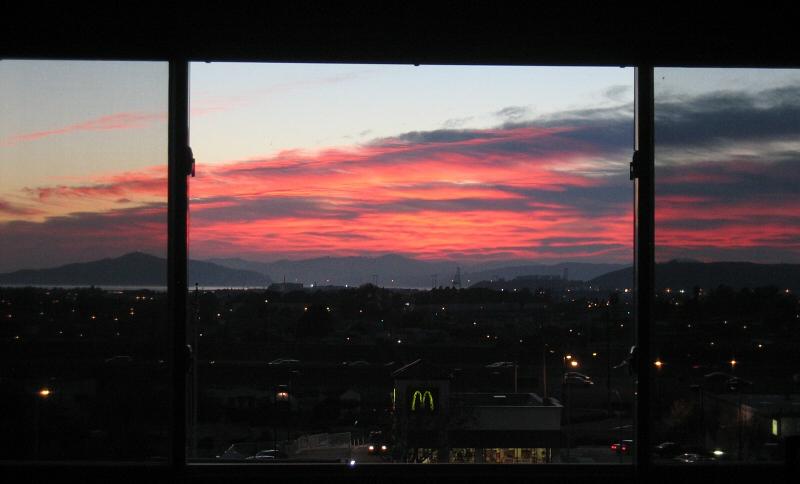 Dec. 11 - urban El Cerrito view