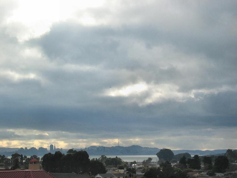 Dec. 26 - from El Cerrito