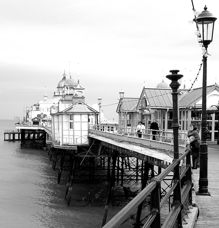 10th: Eastbourne Pier by Chris Gregory
