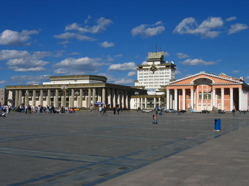 Palace of Culture and State Opera & Ballet Theatre