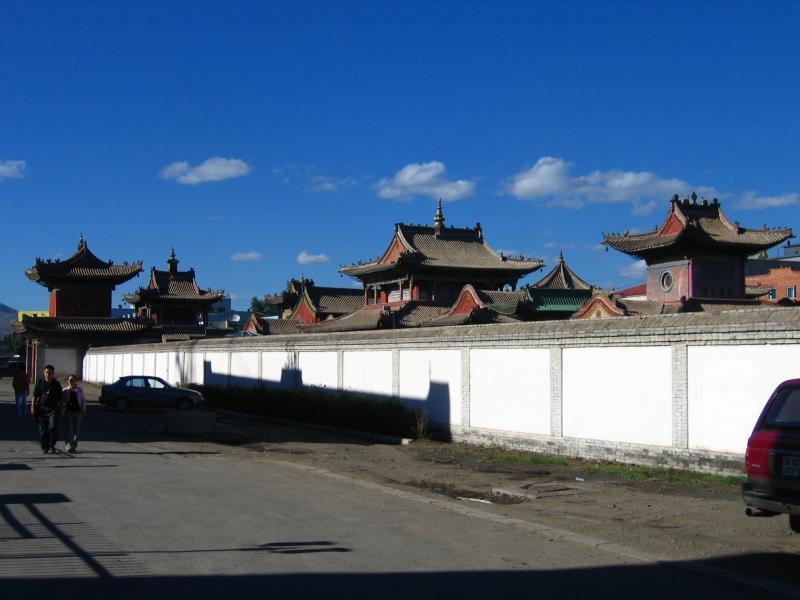 Monastery-Museum of Choijin Lama