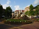 Fountain on Maurits Plaza