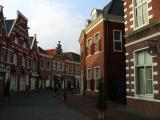 Nieustad side street