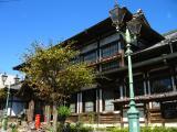 Meiji-era Takegawara Onsen