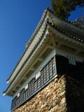 Beneath Gifu-jō's donjon
