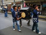Taikō drummers