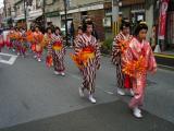 Young girls in kimono