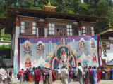 Kurjey Lhakhang Thoedrel