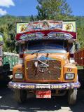 the ubiquitous TaTa Truck, good    luck   not even vishwakarma day