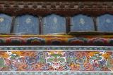 google images   or  the indian GARGOYLE  etchings and Image of Kirtimukha (tibetan=tsepatra)/Gargoyle     at thadra shelter for outdoor chorten