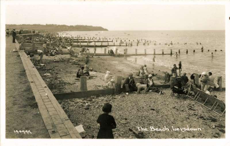 The Beach, Leysdown