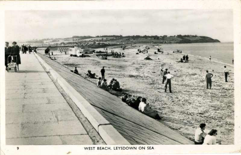 West Beach, Leysdown