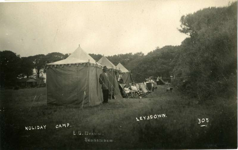 Holiday camp, Leysdown