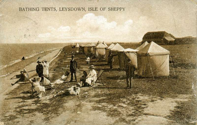 Bathing Tents, Leysdown