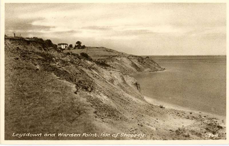 Leysdown & Warden Point