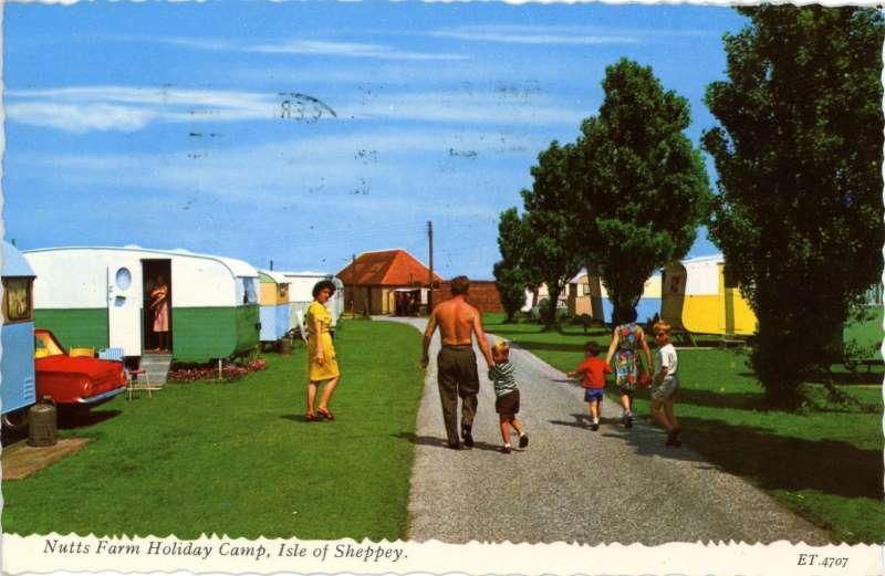 Nutts Farm - Holiday Park
