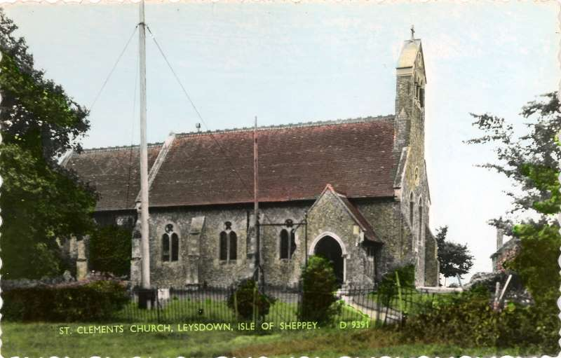 St. Clements Church, Leysdown