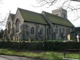 St Peter & St Paul's - Church, Aylesford