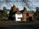 Oast House near Ditton, Kent
