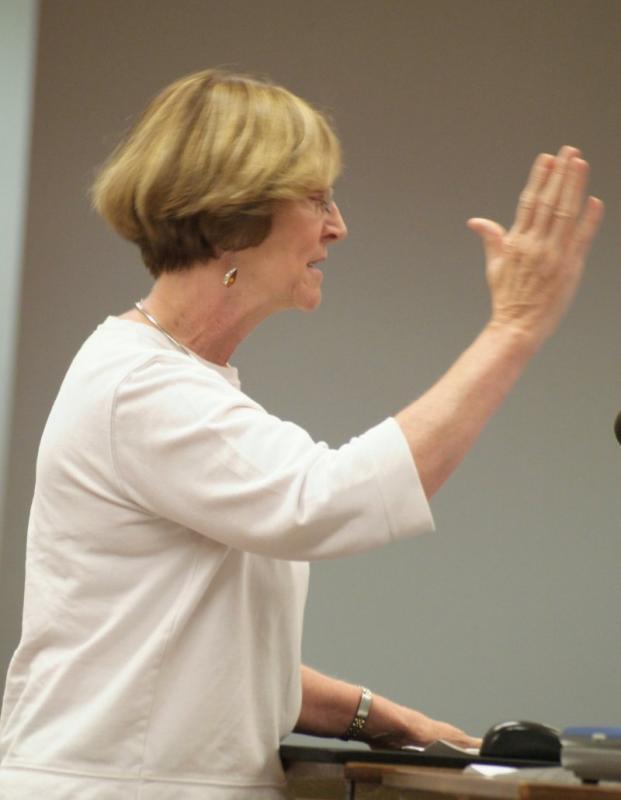 Save City Creek City Council Mtg Testimonial by Donna Looze DSCF0176.JPG