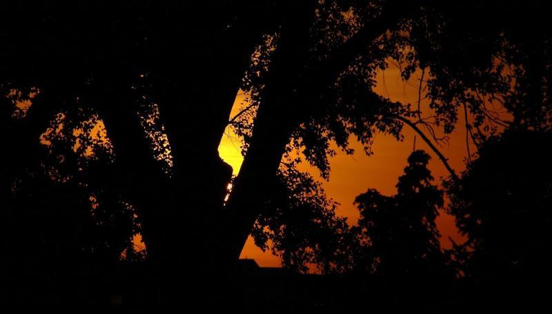 Chubbuck Sunset from Home Depot Parking Lot DSC_6095.JPG