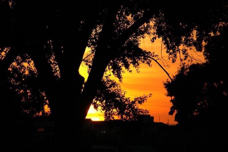 Chubbuck Sunset from Home Depot Parking Lot DSC_6112.JPG