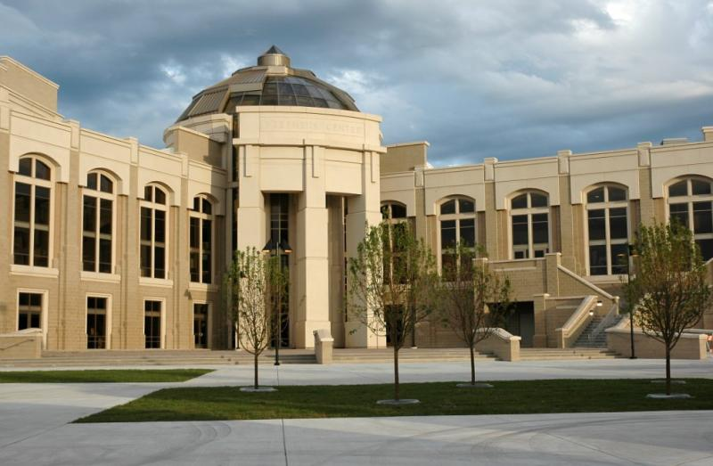 Het Concertgebouw Pocatello - Stephens Center for the Performing Arts at Idaho State University Pocatello DSC_5058.JPG