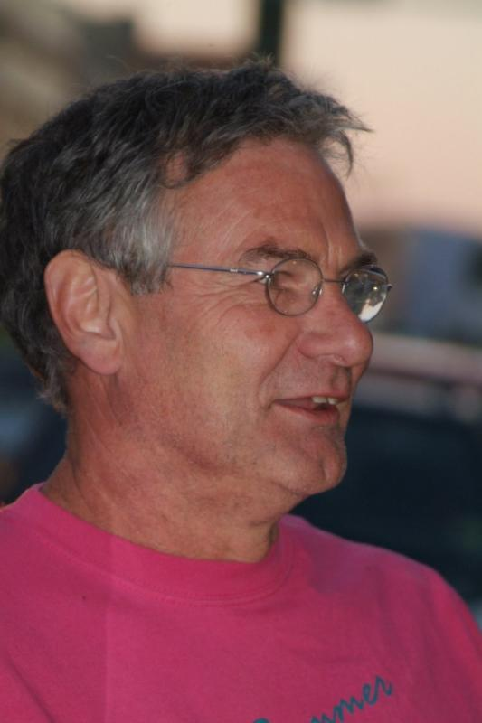 Phil Jenkins the ISU Craft Shop Director DSCF0052.JPG