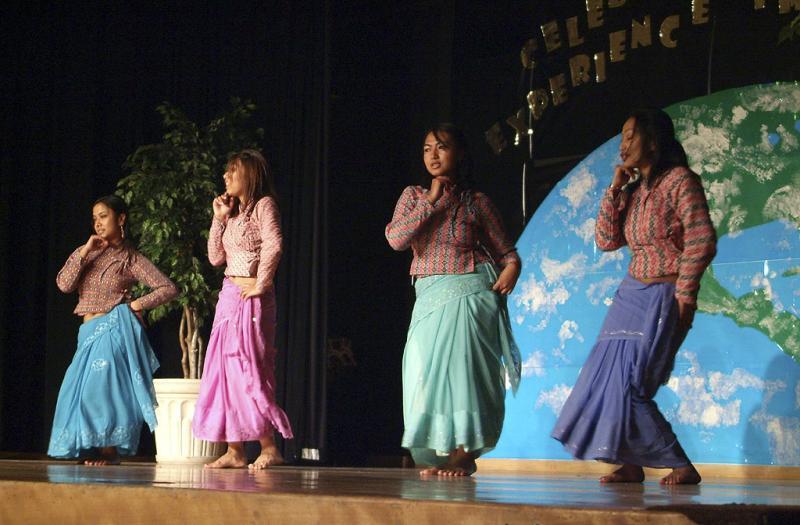 ISU International Night 2005 Nepalese Dance I think it was DSCF0231.jpg