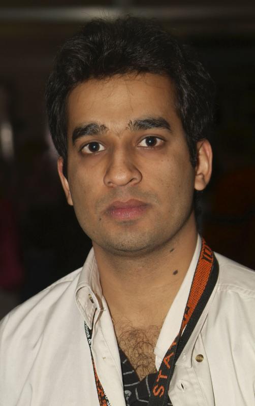 Adnan Ilyas at International Night 2005 DSCF0007.jpg