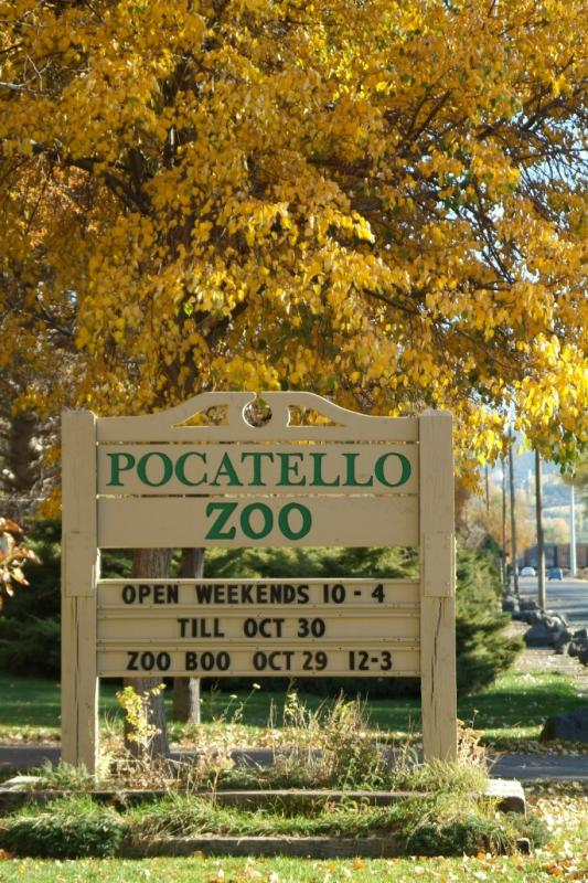 Pocatello Zoo Sign in Autumn DSCF0730.jpg