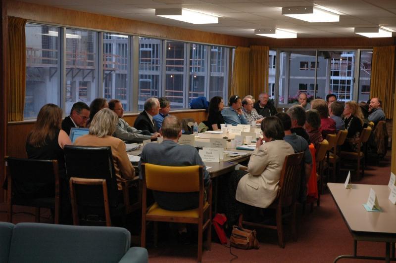An ISU Faculty Senate Meeting with Interim President Gallagher DSC_6932.jpg